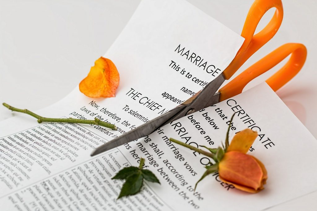 Financial Clean Break - Divorce