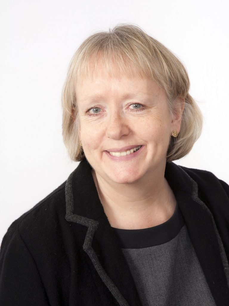 Gillian Robson, Female Solicitor