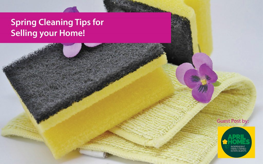 Spring Clean Tips - selling your home