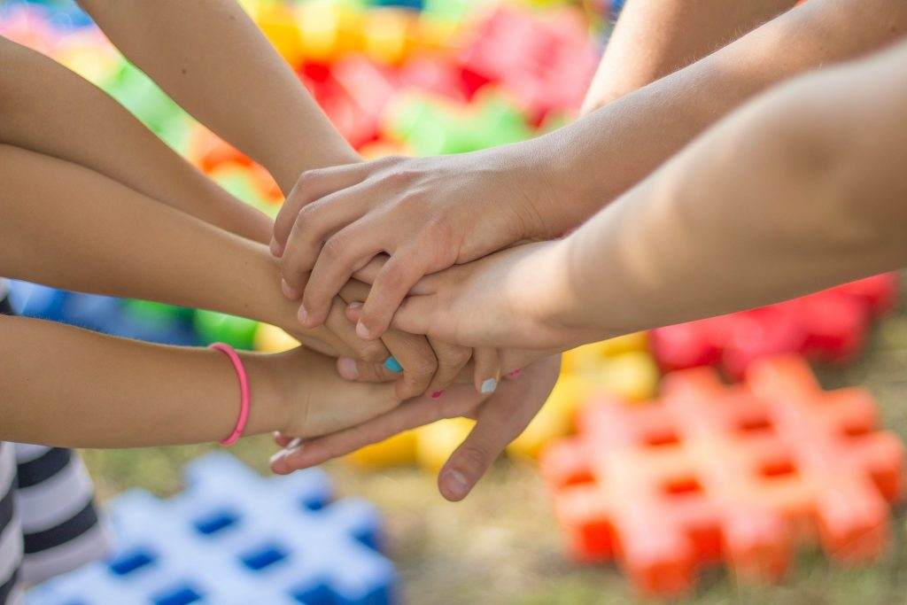 Supporting children through a divorce
