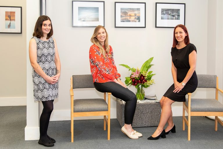 Three new appointments at Burnett Barker Solicitors